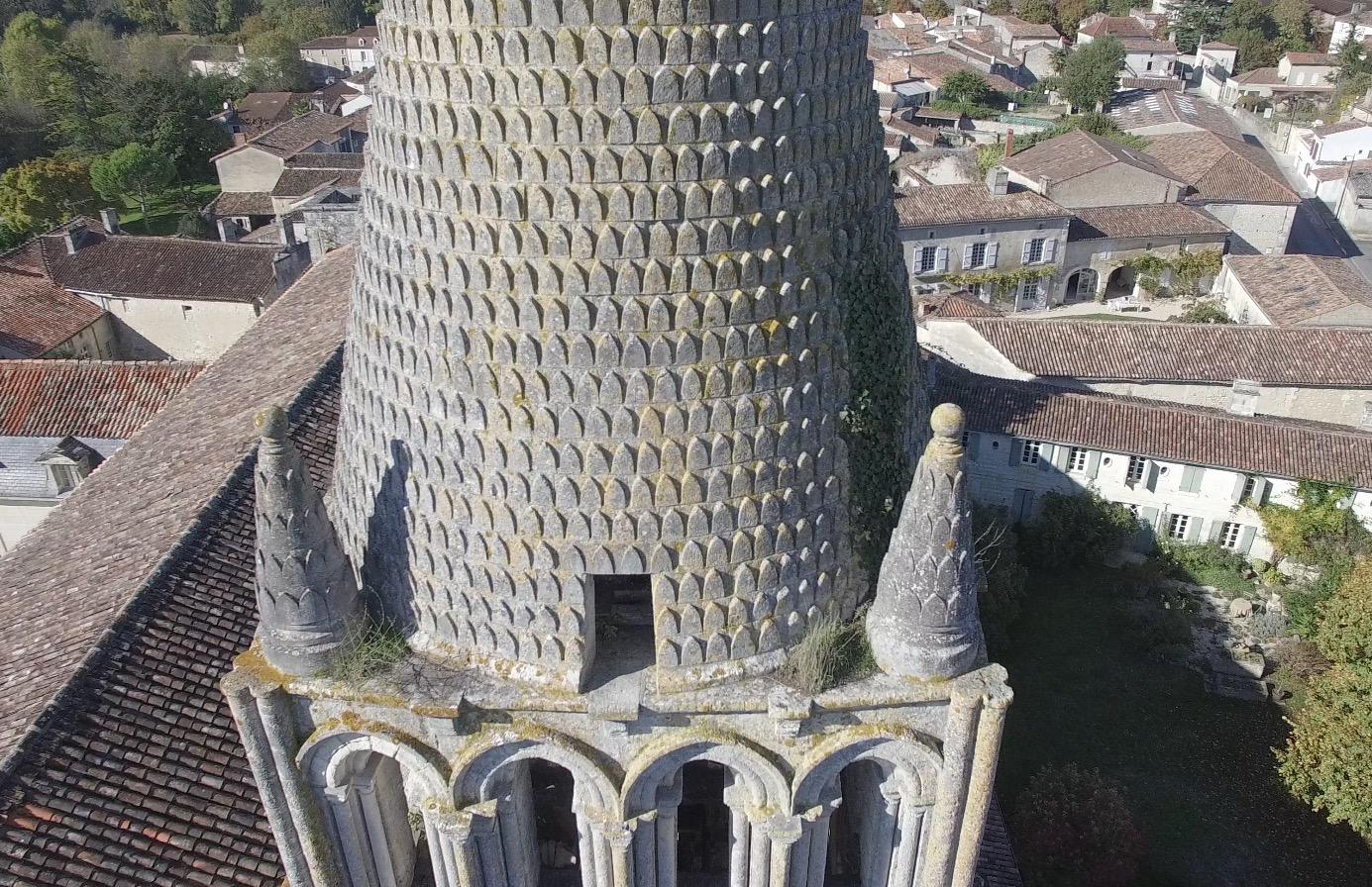 Dégats-clocher