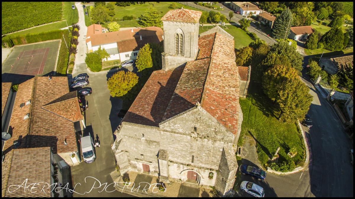 Village de Sainte Lheurine (17)