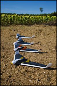 Ecole de pilotagen ailes volantes Disco Parrot
